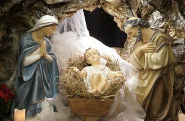 Різдвяна молитва про мир, добробут та благополуччя в родині