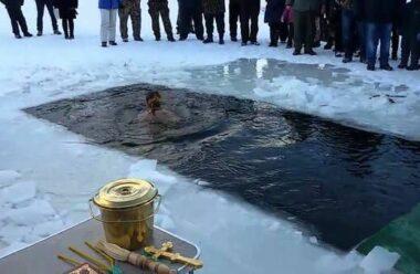 Кому в жодному разі не можна купатися в ополонці