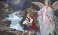 Молитва про захист до Ангела-Хранителя.