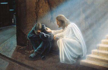 Дивовижна історія — «Щоб Ісус завжди був поруч»