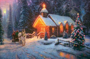 Різдвяна притча про мрії