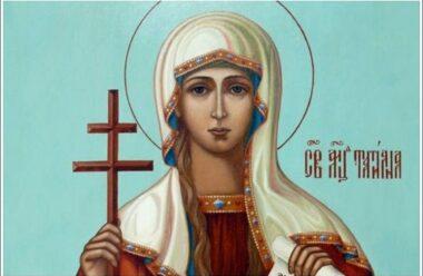Молитва до Великомучениці Тетяни яку читають 24-25 січня