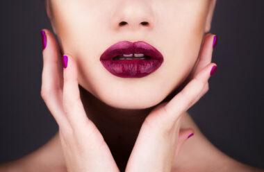 Ось як виглядає найдорожчий макіяж губ у світі