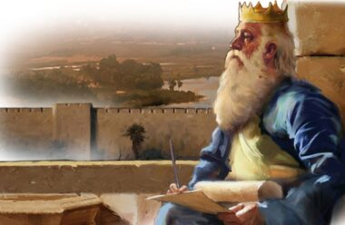 Мудрість усього світу в кількох словах Царя Соломона, які має прочитати кожен.