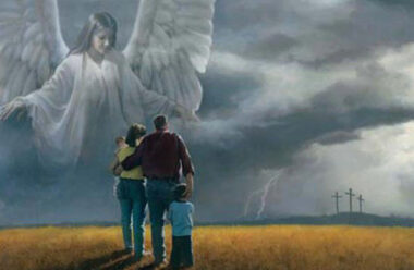 Надзвичайно сильна притча, про те як Ангел спас цілу родину