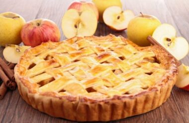 """""""Панський яблучний пиріг"""". Печу знову і знову. Виходить суперово!"""
