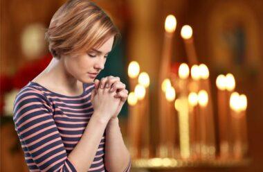 Молитва за чоловіка