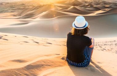 Тест «Куб в пустелі» розкаже все про вас