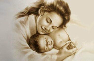 Мама це — Ангел на землі. Прочитайте, ви багато зрозумієте.