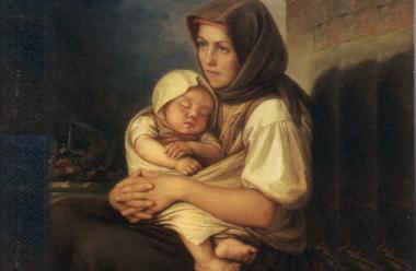 Особлива молитва матері за дітей
