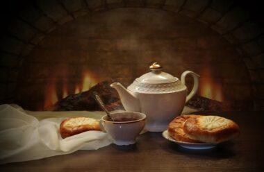 Я пригласила Жизнь свою на чай…