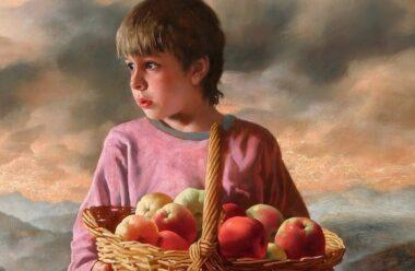 Надзвичайна притча про «Хлопчика і Яблуню». Цінуйте своїх батьків.