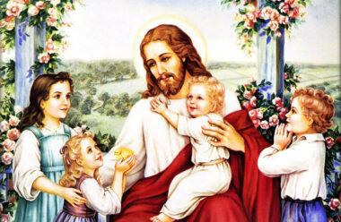 Молитва за охорону дітей від небезпеки