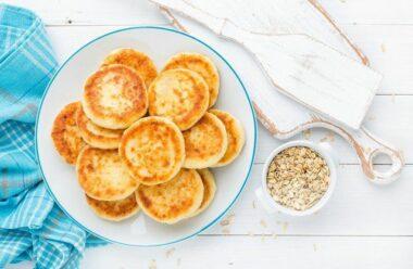 Бюджетний рецепт: смачні і ситні сирники
