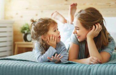 Головні фрази які має кожна мама говорити своїй дитині