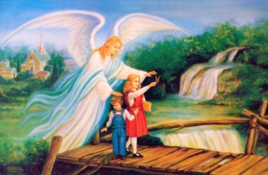Молитва до Ангелів Хоронителів за захист своїх дітей