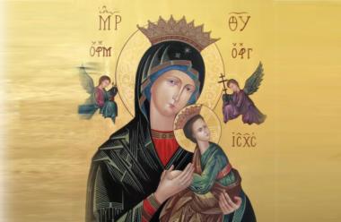 Особлива Дев'ятниця до Матері Божої Неустанної Помочі. Вона всім допомагає.