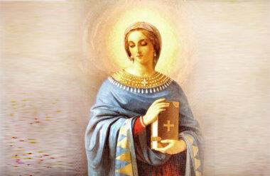 23 березня — пам'ять преподобної пустельниці Анастасії