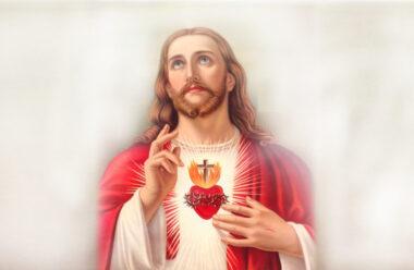 Молитва: Дев'ятниця до пресвятого серця Ісуса Христа, яку варто прочитати кожному.