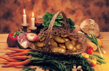Календар харчування у Великий піст: що готувати в ці особливі дні.
