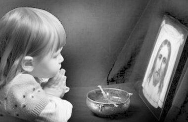 Як привчити дитину до молитви. Варто прочитати усім батькам!