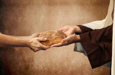 Хліб – це не приватна власність, а дар, яким слід ділитися — Папа Франциск.