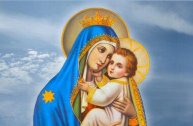 19 березня — моляться до ікони Пресвятої Богородиці «Благодатне небо».