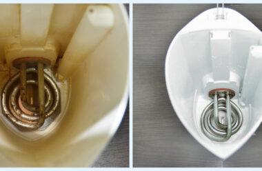 Очистила свій чайник від накипу дуже швидко. Поради які справді працюють