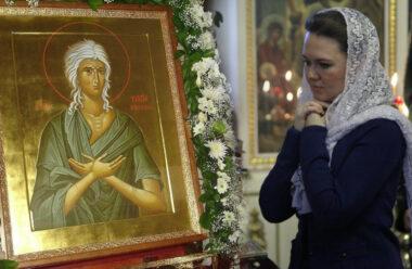 Молитва до Марії Єгипетської, її читають усі жінки 14 квітня, щоб отримати допомогу
