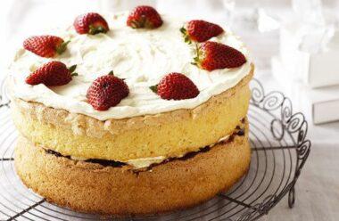 Незвичайний рецепт ванільної паски з ягодами, про який мало хто знає.