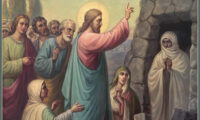 20 квітня — Лазарева субота: воскресіння праведного Лазаря, особливий день для християн.