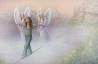 А ви пам'ятаєте про свого Ангела? Слухаймо і шануймо свого Ангела-Охоронця!