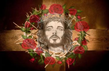 Тернова гілка і троянда (Великодня віршована притча).