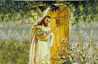 Душевна віршована притча: Коли Господь приходив в гості