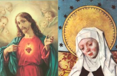 За цю молитву Ісус дав їй аж 21 обітницю. «Таємниця щастя»