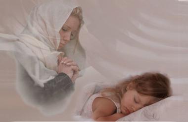 Сильна молитва за Дочку