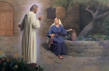 Неймовірна притча про розмову Жінки з Богом. Яку варто прочитати усім жінкам.