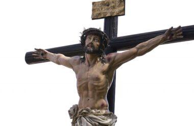 Велика П'ятниця — Ісус Христос помер, щоб спасти тебе.