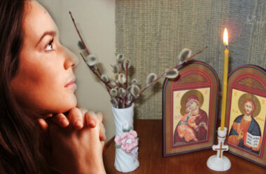 Молитва, яку батьки читають у Вербну неділю, щоб захистити дітей від усіх негараздів