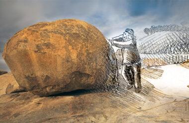 Притча: яка навчить боротися і перемагати «Камінь на дорозі»