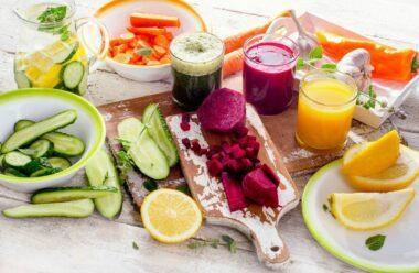 Ці продукти допоможуть очистити організм зсередини від шлаків і токсинів