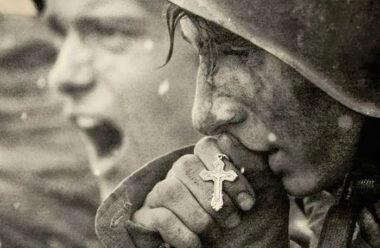 Особлива молитва за тих хто загинув в другій світовій війні. Вшануймо їх сьогодні.
