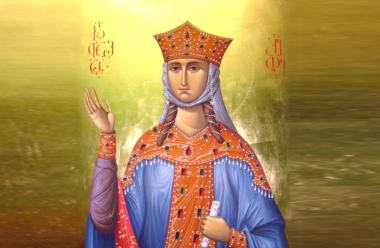 14 травня — Святої Тамари. Моліться до неї в цей день і просіть заступництва.