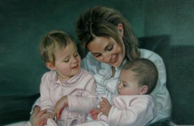 Коротка притча в якій закладена вся суть Материнства. Варто прочитати кожній мамі.
