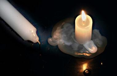 Розмова двох свічок. Прочитав її ви багато зрозумієте про життя.
