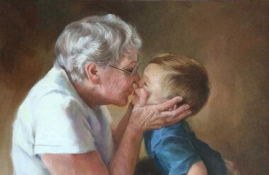 Бабусі, які піклуються про своїх онуків, живуть набагато довше. Дослідження