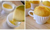 Надзвичайно смачні, ніжні сирні кексики, які зможе приготовити кожен