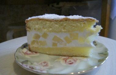 Незрівнянний торт з сирним кремом за 30 хвилин. Надзвичайно простий в приготуванні