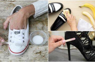 Дотримуйтеся цих простих порад і ваше взуття знову буде як нове