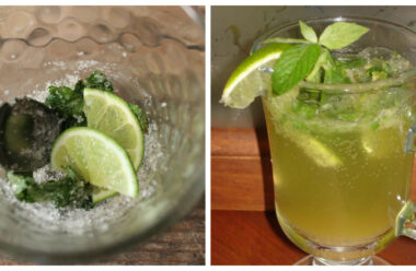 Готуємо в дома, хіт літа — коктейль «Мохіто». В спекотну погоду смакує найкраще.